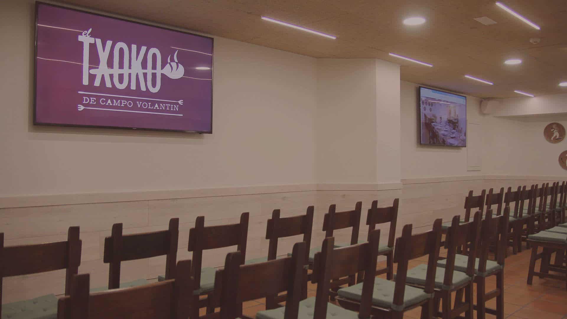 Un nuevo espacio para tus reuniones
